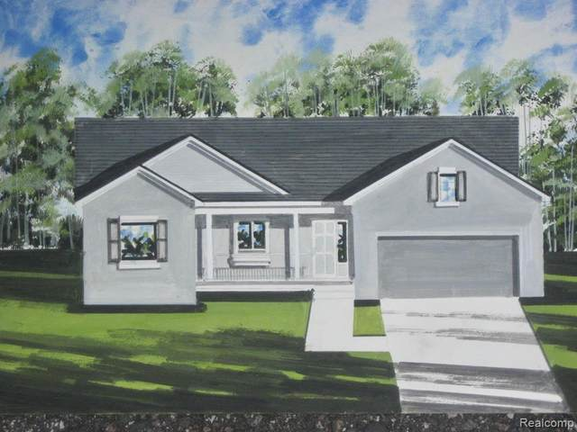 23629 Donaldson, Clinton Township, MI 48035 (MLS #2210016458) :: The BRAND Real Estate