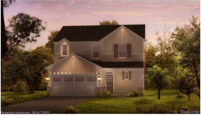 0000 Morton Taylor Rd, Belleville, MI 48111 (MLS #2210016682) :: The BRAND Real Estate