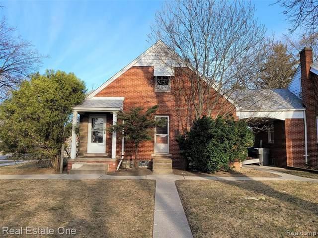 10341 Tireman Ave, Dearborn, MI 48126 (MLS #2210016620) :: The BRAND Real Estate