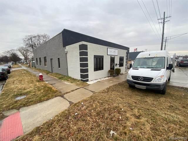 22705 Hoover Rd, Warren, MI 48089 (MLS #2210017733) :: The BRAND Real Estate
