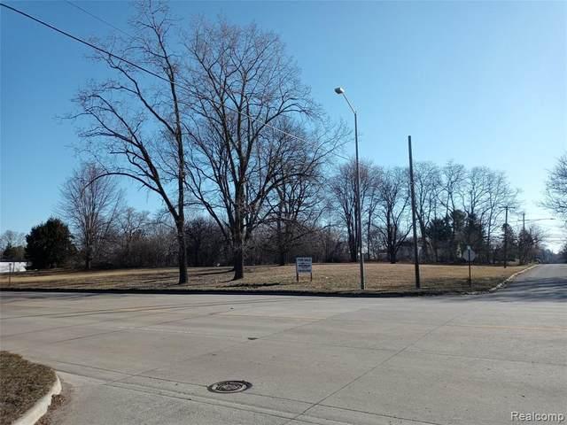 0000 Joslyn, Pontiac, MI 48340 (MLS #2210017983) :: The BRAND Real Estate