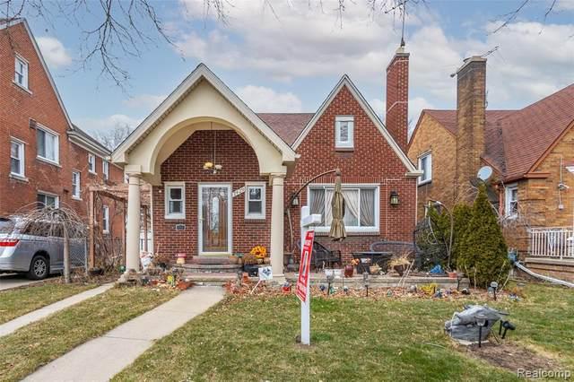 7429 Pinehurst St, Dearborn, MI 48126 (MLS #2210018236) :: The BRAND Real Estate