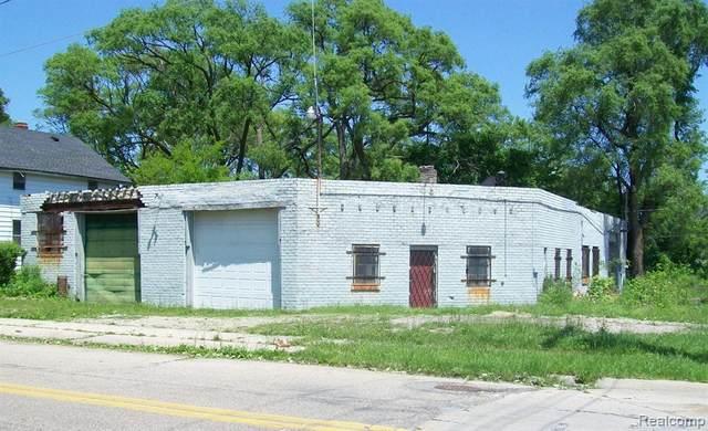 4502 Industrial Avenue Ave, Flint, MI 48505 (MLS #2210018406) :: The BRAND Real Estate