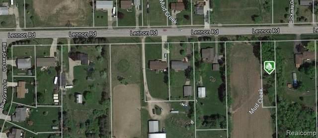 000 Lennon Rd, Swartz Creek, MI 48473 (MLS #2210012330) :: The BRAND Real Estate