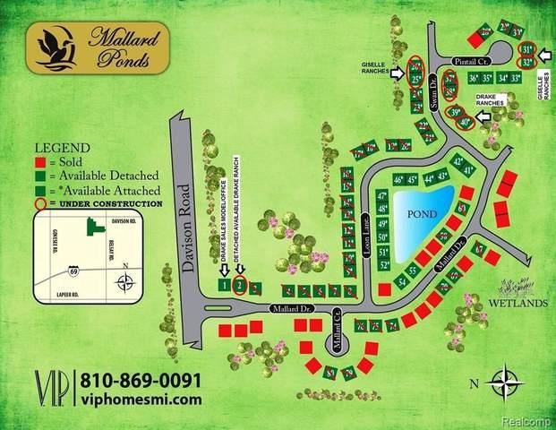000 Mallard, Burton, MI 48509 (MLS #2210019941) :: The BRAND Real Estate