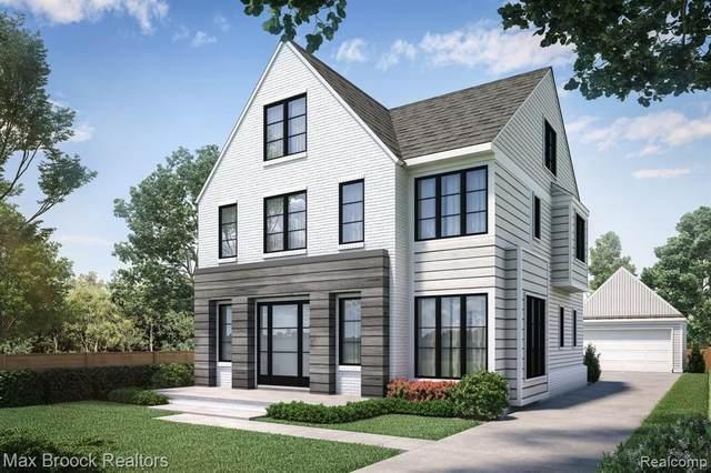 1563 Stanley Blvd, Birmingham, MI 48009 (MLS #2210014119) :: Kelder Real Estate Group