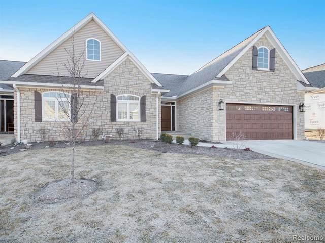 58 Fox Hollow Dr, Metamora, MI 48455 (MLS #2210020257) :: Kelder Real Estate Group