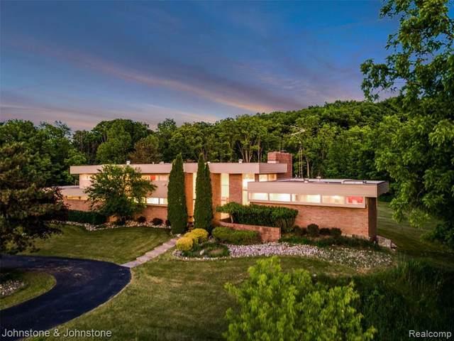 4494 Warwick Circle Dr, Grand Blanc, MI 48439 (MLS #2210019931) :: The BRAND Real Estate