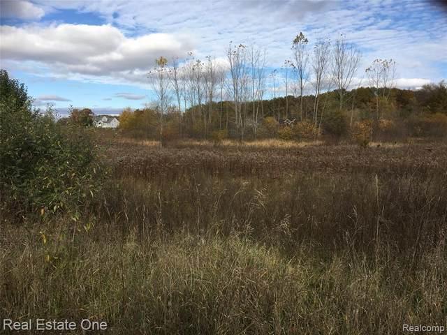 0 Single Tree Cir, Dryden, MI 48428 (MLS #2210021333) :: The BRAND Real Estate