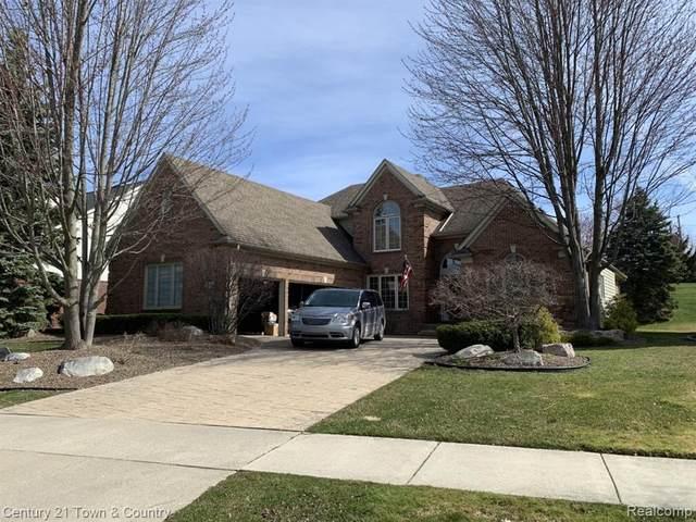 1953 Cloverdale Dr Dr, Rochester, MI 48307 (MLS #2210019262) :: Kelder Real Estate Group
