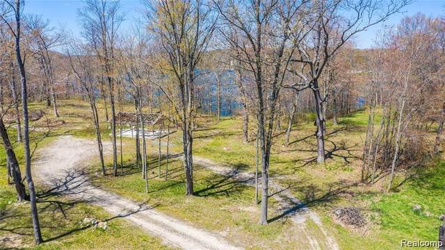 14400 Hess Rd, Holly, MI 48442 (MLS #2210021609) :: The BRAND Real Estate