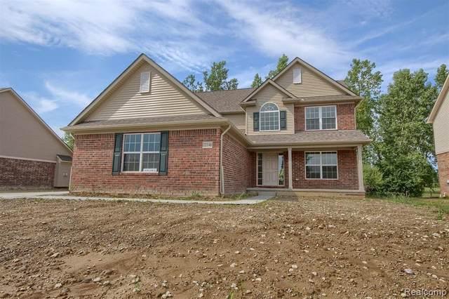 8416 Jack Pine Cir, Ypsilanti, MI 48197 (MLS #2210021263) :: Kelder Real Estate Group