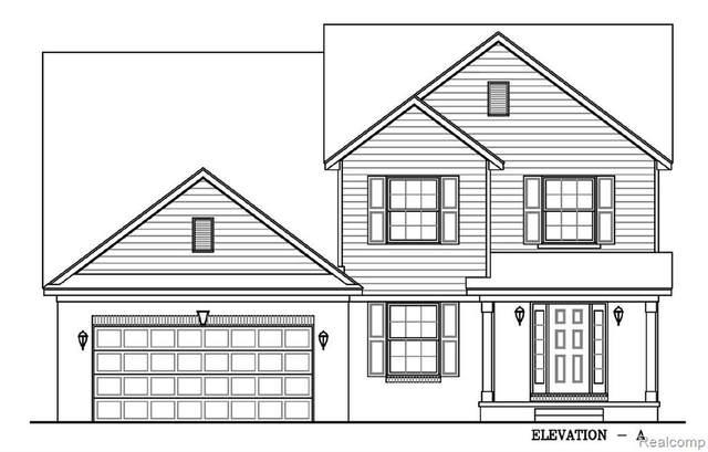 3224 Eastridge Dr, Dexter, MI 48130 (MLS #2210022476) :: Kelder Real Estate Group