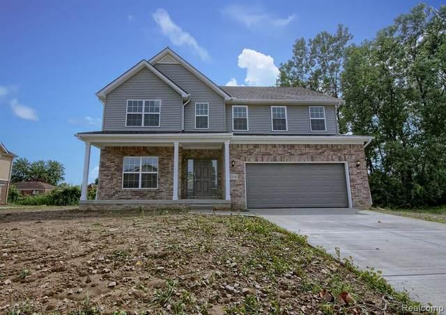 3204 Eastridge Dr, Dexter, MI 48130 (MLS #2210022479) :: Kelder Real Estate Group