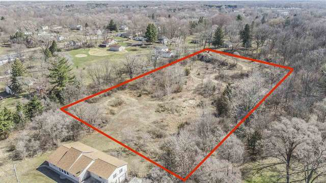 VL Gilman Rd Vl, Michigan Center, MI 49254 (MLS #202100832) :: The BRAND Real Estate