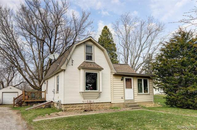 409 Elm St, Holly, MI 48442 (MLS #2210023169) :: The BRAND Real Estate