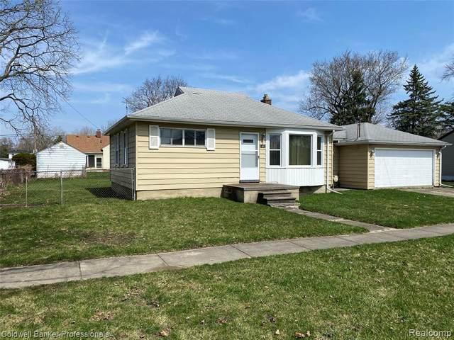 1461 Jolson Ave, Burton, MI 48529 (MLS #2210023834) :: The BRAND Real Estate