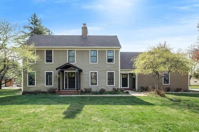5537 Tanglewood Dr, Ann Arbor, MI 48105 (MLS #3280006) :: The BRAND Real Estate