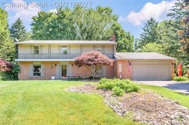 1072 Stonegate Crt, Flint, MI 48532 (MLS #2210022720) :: The BRAND Real Estate