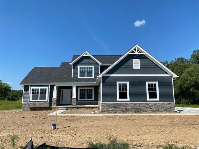 000 Jewell, Howell, MI 48843 (MLS #2210024225) :: The BRAND Real Estate