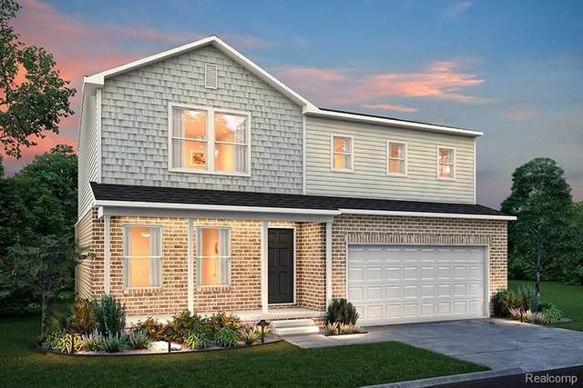 6136 Crooked River Dr, Swartz Creek, MI 48473 (MLS #2210023960) :: The BRAND Real Estate