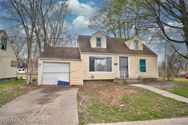 1609 W Pasadena Ave, Flint, MI 48504 (MLS #2210024380) :: The BRAND Real Estate