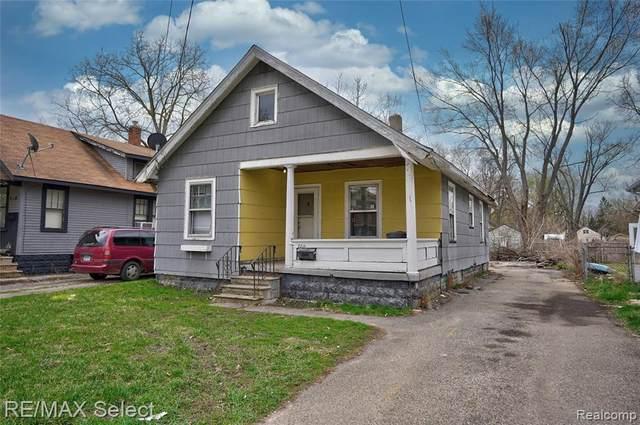 2214 Maryland Ave, Flint, MI 48506 (MLS #2210024363) :: The BRAND Real Estate