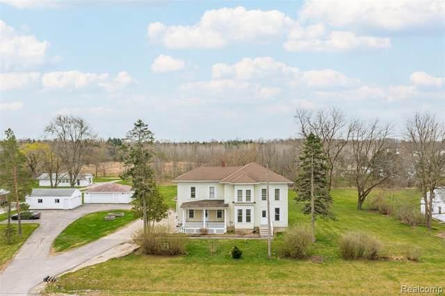4450 E Atherton Rd, Burton, MI 48519 (MLS #2210024422) :: The BRAND Real Estate