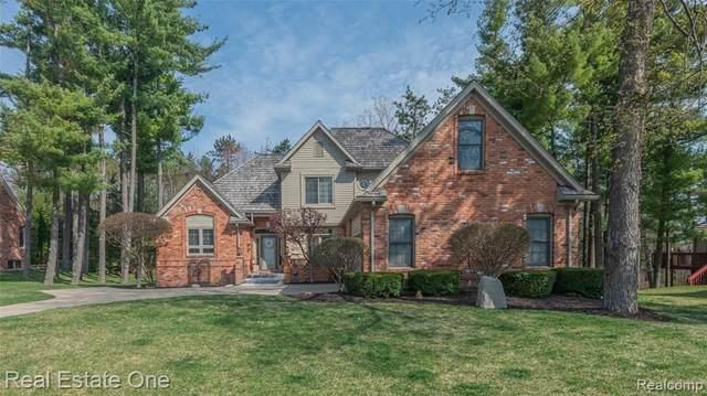 5106 Twilight Dr, Fenton, MI 48430 (MLS #2210024145) :: The BRAND Real Estate