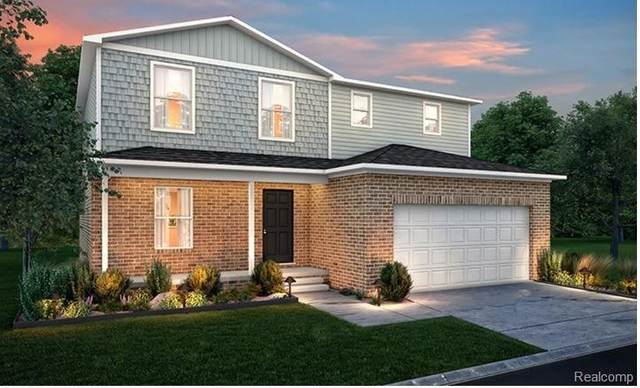 8731 W Park Ridge Cir, Newport, MI 48166 (MLS #2210023978) :: The BRAND Real Estate