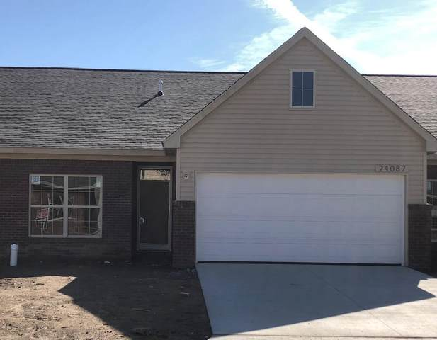 24087 Hemlock Dr #45, Flat Rock, MI 48134 (MLS #3280075) :: The BRAND Real Estate