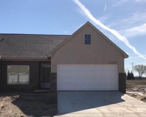 24091 Hemlock Dr #47, Flat Rock, MI 48134 (MLS #3280072) :: The BRAND Real Estate