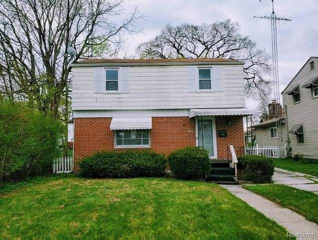 522 Chalmers St, Flint, MI 48503 (MLS #2210026016) :: The BRAND Real Estate