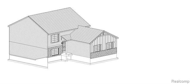7249 Wildflower Crt, Grand Blanc, MI 48439 (MLS #2210026107) :: The BRAND Real Estate