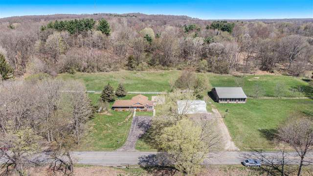 2620 Crouch Rd, Jackson, MI 49201 (MLS #202100965) :: The BRAND Real Estate