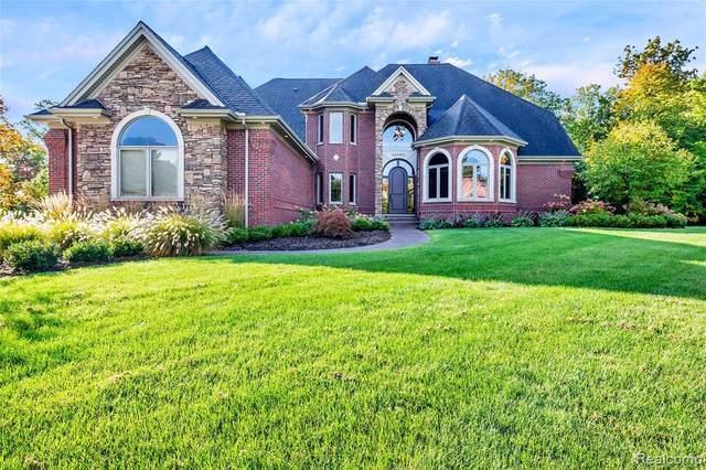 14930 Timberwoods Crt, Washington, MI 48094 (MLS #2210026186) :: The BRAND Real Estate