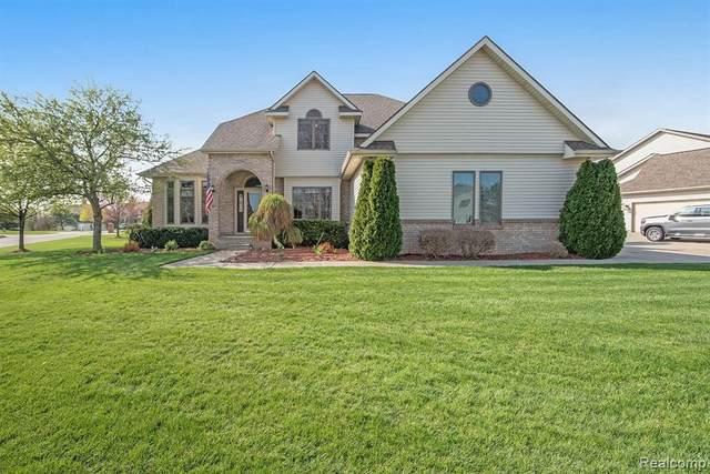 12254 Morningside Cir, Grand Blanc, MI 48439 (MLS #2210025775) :: The BRAND Real Estate