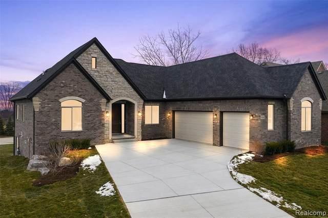 4463 Timber Ridge Dr Vac, Bruce, MI 48065 (MLS #2210026328) :: The BRAND Real Estate