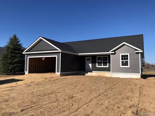 3582 Pratt Drive N, Lapeer, MI 48446 (MLS #2210026286) :: The BRAND Real Estate
