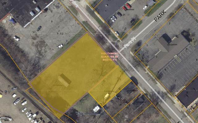 602 Hupp Ave, Jackson, MI 49203 (MLS #202100970) :: The BRAND Real Estate
