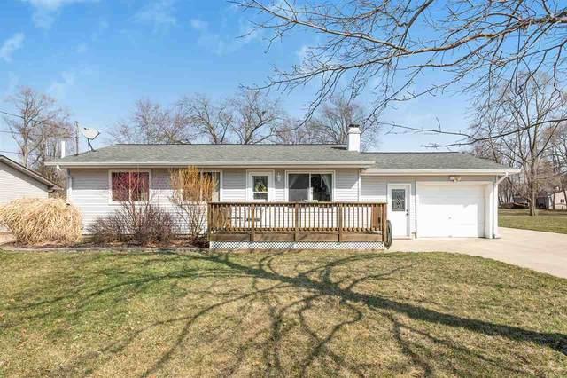 147 N Harvey, Jackson, MI 49201 (MLS #202100976) :: The BRAND Real Estate