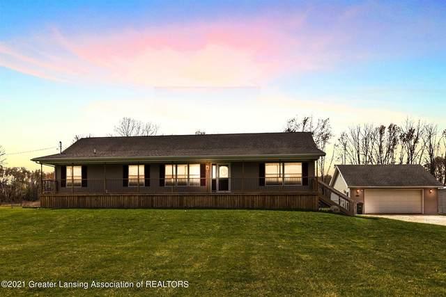 7225 Eaton Rapids Road, Springport, MI 49284 (MLS #254567) :: The BRAND Real Estate