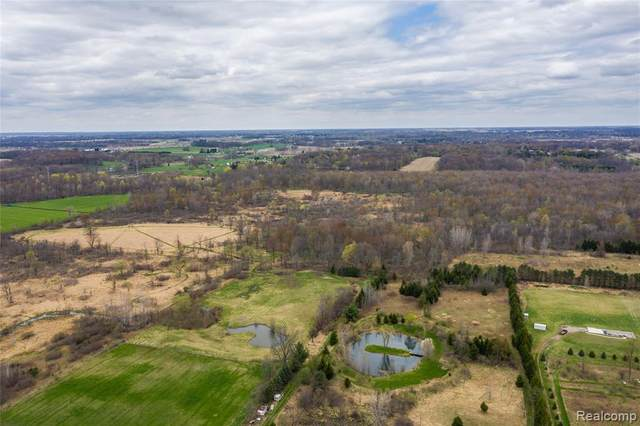 0 Crofoot Rd, Howell, MI 48843 (MLS #2210026519) :: The BRAND Real Estate