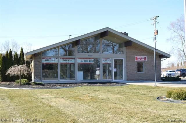 5990 E Grand River Ave, Howell, MI 48843 (MLS #2210026531) :: The BRAND Real Estate