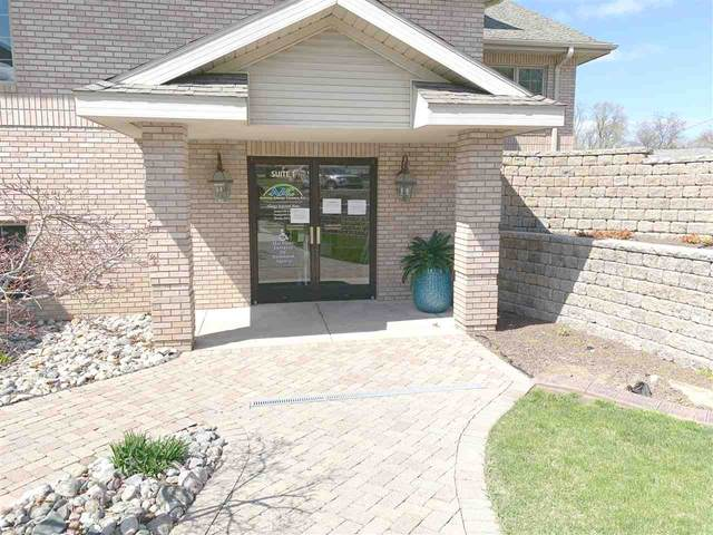 833 S Laurence Ave Suite A, Jackson, MI 49202 (MLS #202100979) :: The BRAND Real Estate