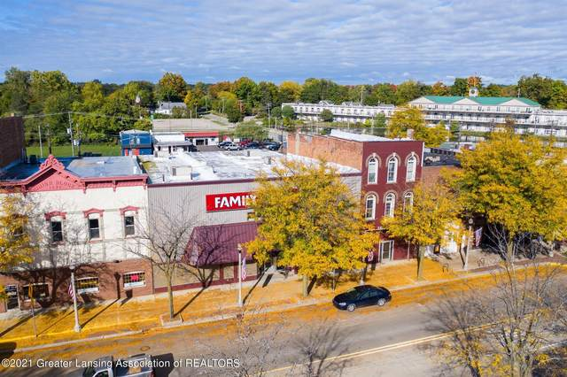114 S Main Street, Eaton Rapids, MI 48827 (MLS #254590) :: The BRAND Real Estate