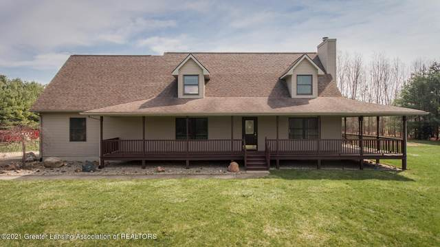5868 Lovejoy Road, Perry, MI 48872 (MLS #254316) :: The BRAND Real Estate
