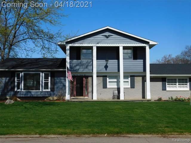 4478 Mt Vernon Pass, Swartz Creek, MI 48473 (MLS #2210025816) :: The BRAND Real Estate