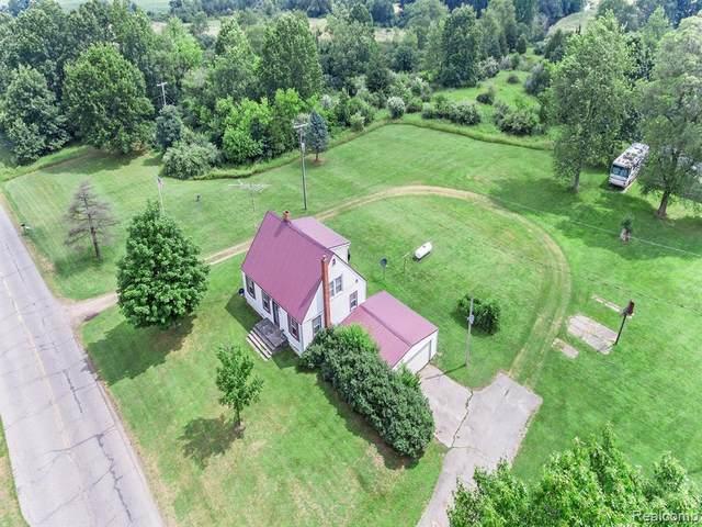 6861 Draper Rd, Jackson, MI 49201 (MLS #2210026719) :: The BRAND Real Estate