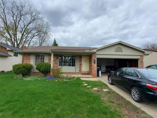 2701 Avalon Dr, Troy, MI 48083 (MLS #2210026747) :: The BRAND Real Estate